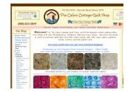 Thecalicocottagequiltshop Coupon Codes October 2018