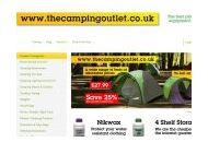 Thecampingoutlet Uk Coupon Codes August 2018