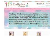 Thediapercakeboutique Coupon Codes October 2021