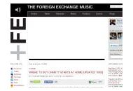 The Foreign Exchange Music Coupon Codes October 2021