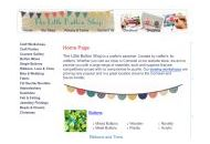 Thelittlebuttonshop Uk Coupon Codes September 2021