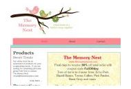 Thememorynest Coupon Codes October 2017