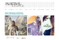 Thenativestate Coupon Codes January 2019