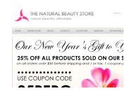 Thenaturalbeautystore Coupon Codes August 2020