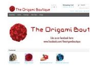 Theorigamiboutique Coupon Codes May 2021