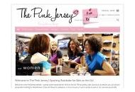 Thepinkjersey Coupon Codes October 2018