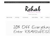 Therehabboutique Uk Coupon Codes June 2021