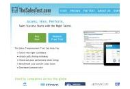 Thesalestest Coupon Codes October 2021