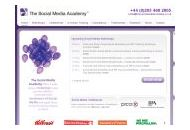Thesocialmediaacademy Uk Coupon Codes May 2021