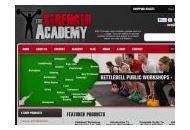 Thestrengthacademy Coupon Codes March 2019