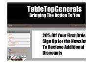 Thetabletopgenerals Coupon Codes July 2020