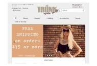 Thetrunkonline Coupon Codes October 2021
