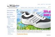 Thewideshoes Coupon Codes June 2021