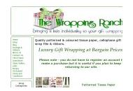Thewrappingranch Uk Coupon Codes August 2020