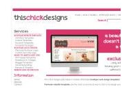 Thischickdesigns Coupon Codes October 2018