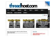 Threadhost Coupon Codes August 2020