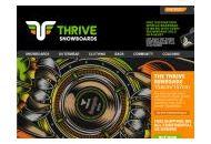 Thrivesnowboards Coupon Codes November 2018