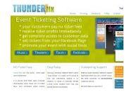 Thundertix Coupon Codes January 2019