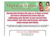 Thyroiddetox Coupon Codes January 2019