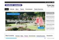 Ticketsouth Uk Coupon Codes July 2021
