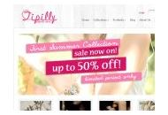 Tipilly Coupon Codes January 2019
