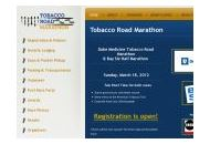 Tobaccoroadmarathon Coupon Codes November 2020