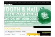Toothandnail Coupon Codes June 2021