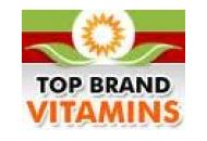 Top Brand Vitamins Coupon Codes June 2019