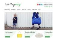 Totalbagenvy Au Coupon Codes October 2020