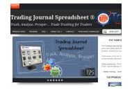 Trading-journal-spreadsheet Coupon Codes September 2018