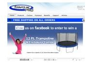 Trampolinepro Coupon Codes January 2019