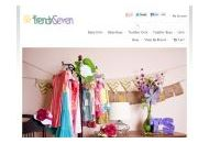 Trendyseven Coupon Codes May 2021