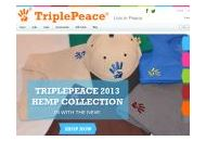 Triplepeace Coupon Codes August 2018