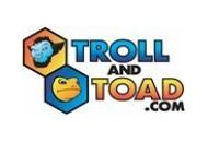 Troll And Toad Coupon Codes October 2018