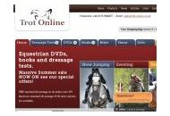 Trot-online Uk Coupon Codes October 2018