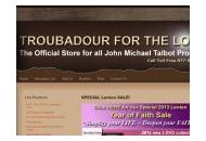 Troubadourforthelord Coupon Codes August 2018