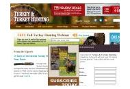 Turkeyandturkeyhunting Coupon Codes May 2018