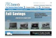Tvszone Coupon Codes October 2021