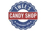 Twee's Candy Shop Coupon Codes February 2018