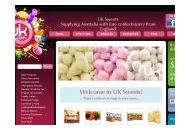 Uksweets Au Coupon Codes May 2021