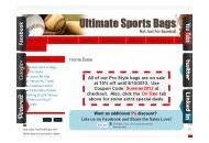 Ultimatesportsbags Coupon Codes August 2018