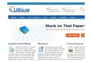Ultius Coupon Codes May 2018
