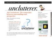 Unclutterer Coupon Codes February 2019