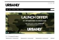 Urbanly Coupon Codes January 2019
