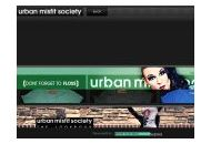 Urbanmisfitsociety Coupon Codes April 2021