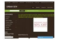 Urbansew Coupon Codes March 2018