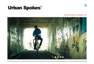 Urbanspokes Coupon Codes February 2019