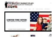 Usmilitarymarketplace Coupon Codes January 2019