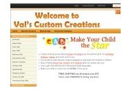 Valscustomcreations Coupon Codes July 2020
