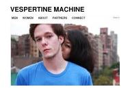 Vespertinemachine Coupon Codes May 2018